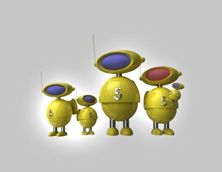 Auch <b>Roboter</b> <em>haben</em> Rechte