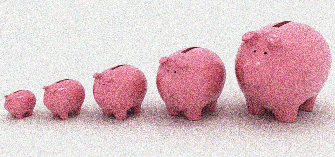 Deutsche sparen artig