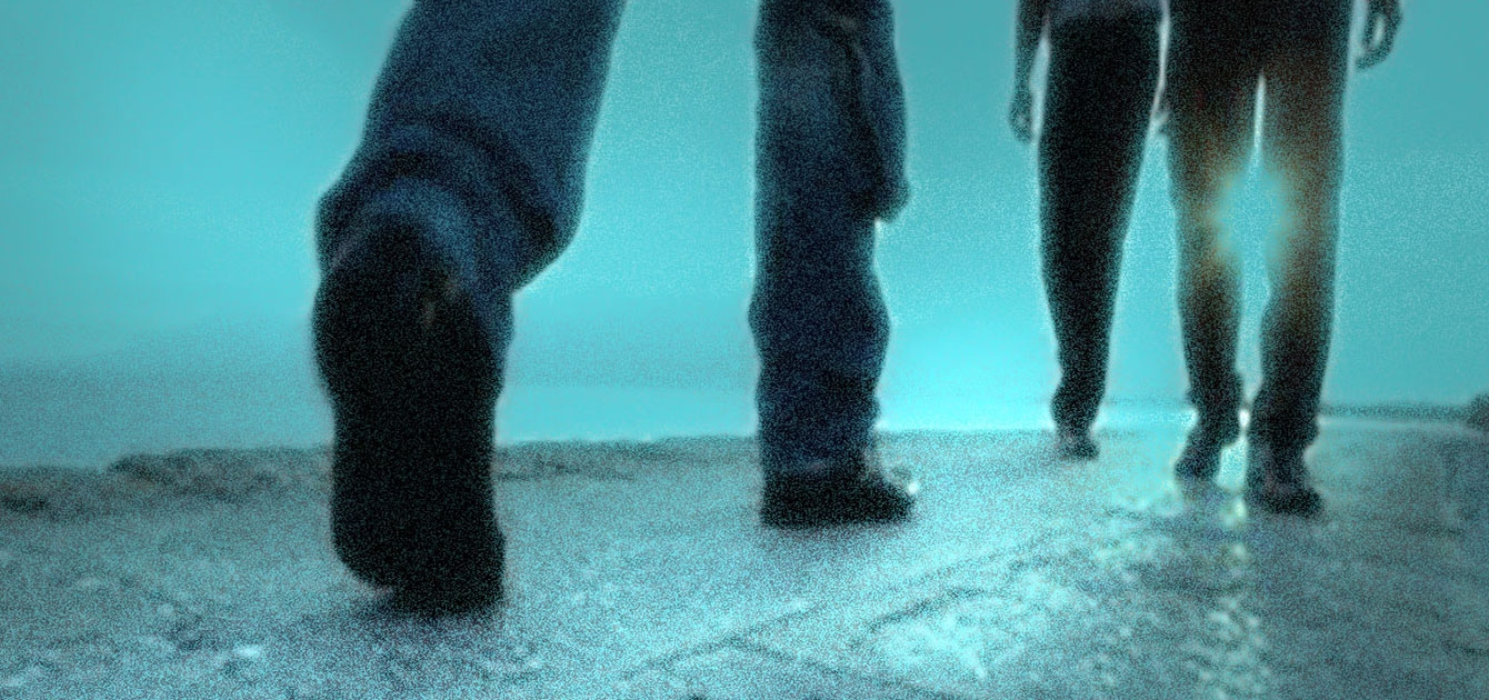 Gut auf den Beinen