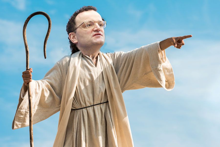 Die Hohepriester der Ankündigung 2