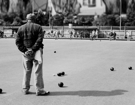 <em>Sport</em> ist <b>Mord</b> im Alter
