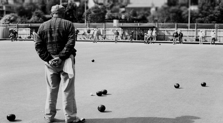 Sport ist Mord im Alter